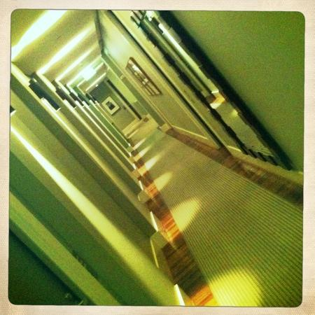 Hotel Lindrum Melbourne - MGallery Collection: Corridor - arty, eh?