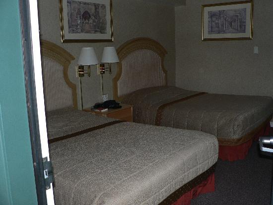 Hillside Inn at Killington: Comfy beds