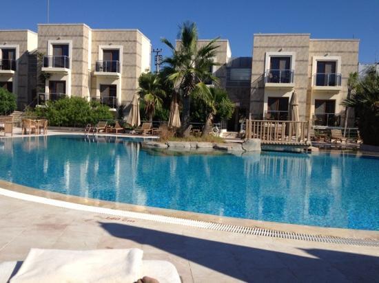 Bodrium Hotel & You SPA: The Pool