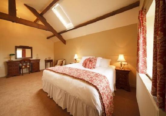 Best Western Leigh Park Hotel: Double Bedroom