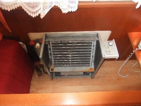 โกล์ด โฮเต็ล บูดา: Heating!