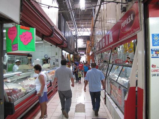 Mariscos Poseidon : Mercado Central