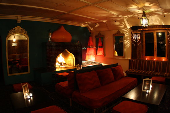Gotschnabar: Lounge