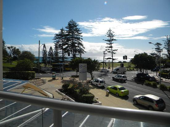 Blue C Coolangatta: view from Ocean View