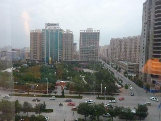 Jinxin Hotel: view from room