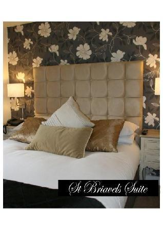 Castle Lodge Hotel: St Briavels Room