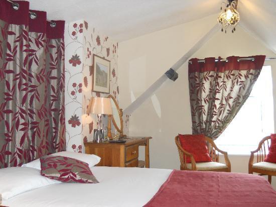 Castle Lodge Hotel: Usk Castle Room