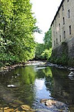 La Casa del Puente: Río Gándara