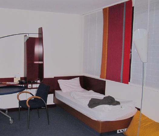 обычно это диван у нас кровать для ребенка Picture Of Novotel