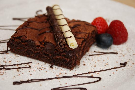 The Fur and Feathers: Chocolate Brownie