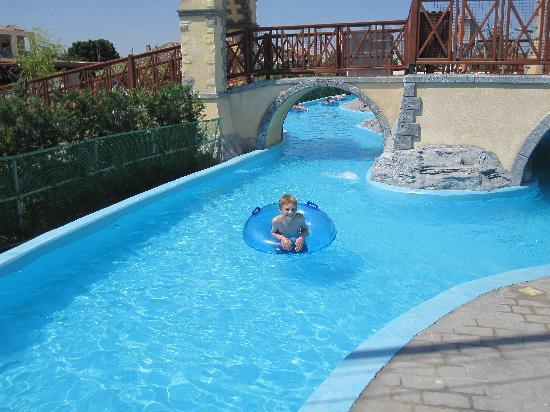 Holiday Village Rhodes: Lazy River :)