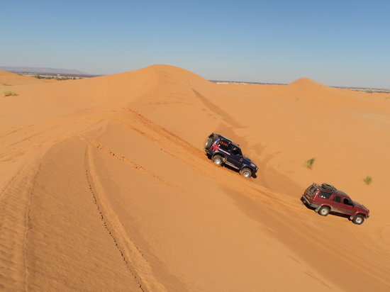 Sahara ATVs: Dunas