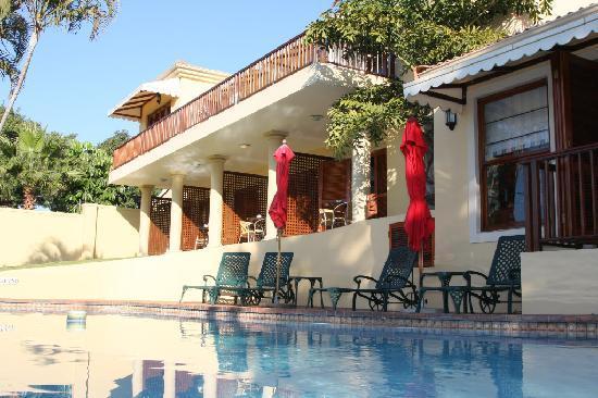 Villa Calla: Pool