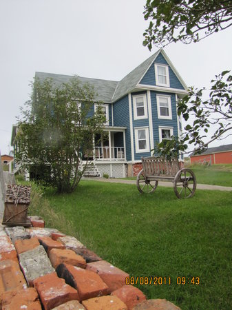 Joe Batt's Arm, Canadá: Quintal House