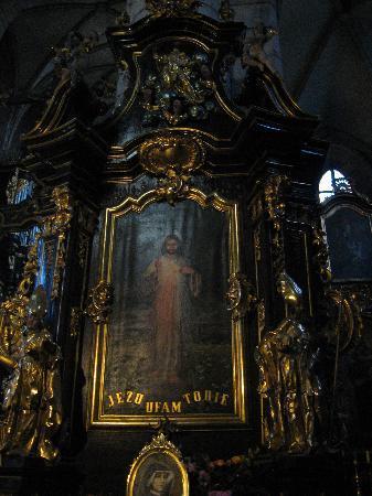 Corpus Christi Church (Kosciól Bozego Ciala): interno della chiesa