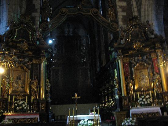 Corpus Christi Church (Kosciól Bozego Ciala): interno