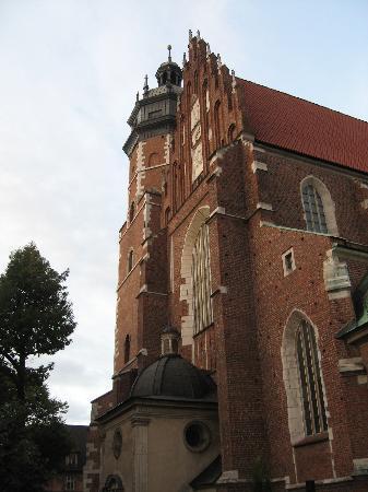 Corpus Christi Church (Kosciól Bozego Ciala): chiesa Corpus Christi