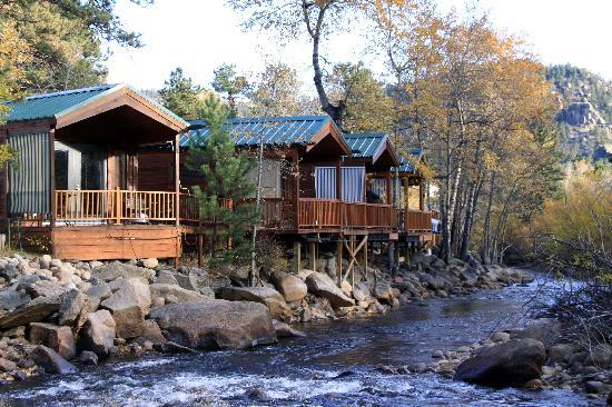 cabins on the river picture of paradise on the river
