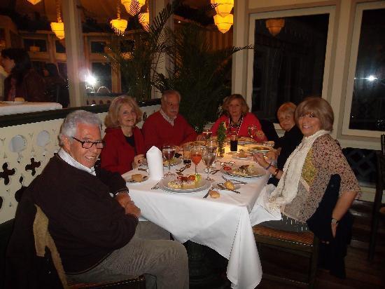 Casa Andina Classic - Miraflores San Antonio: cena en la Rosa NAutica-Lima