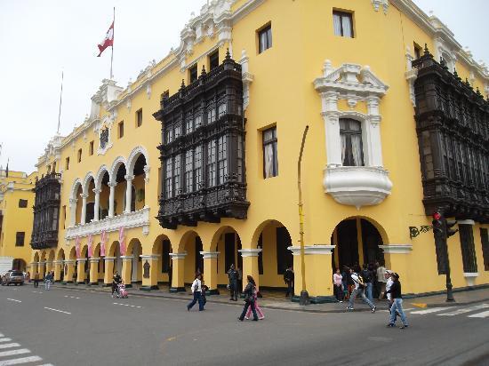Casa Andina Classic - Miraflores San Antonio: Municipalidad de Lima- Centro Historico