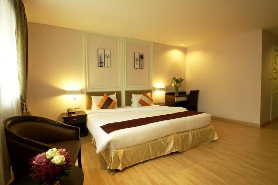 Vista Residence Bangkok: Deluxe Double Room