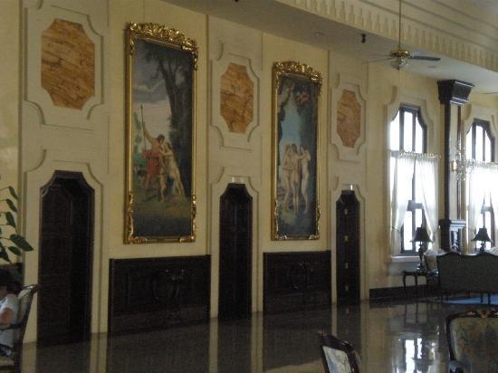 Hotel Riu Palace Punta Cana: Partie  du hall