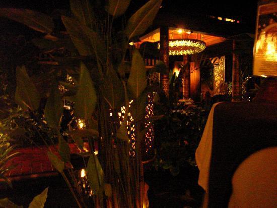 The Baray Villa : Restaurant