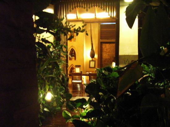 The Baray Villa : View from restaurant