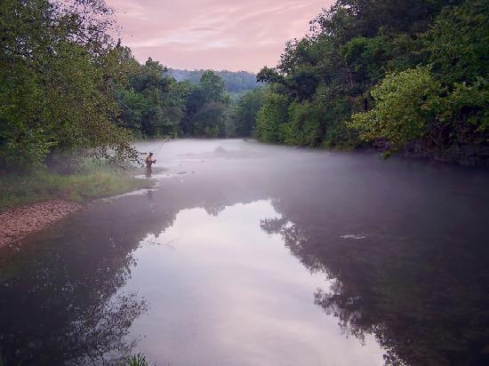 Cloud 9 Ranch Club : Fishing paradise