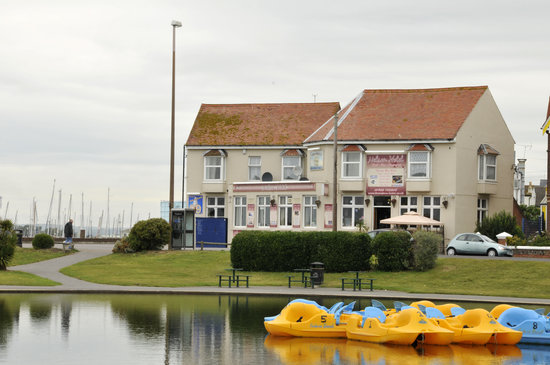 Littlehampton, UK: The Nelson Hotel