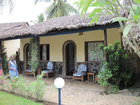 Madiro hotel : un bungalow