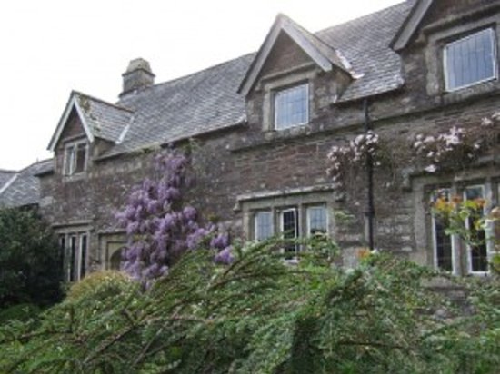 Sampford Spiney, UK: Sampford Manor
