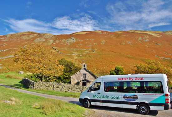 Mountain Goat - Day Tours: St Martin's Church, Martindale