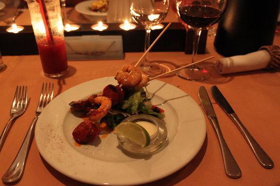 Sofia's Restaurant: Starter