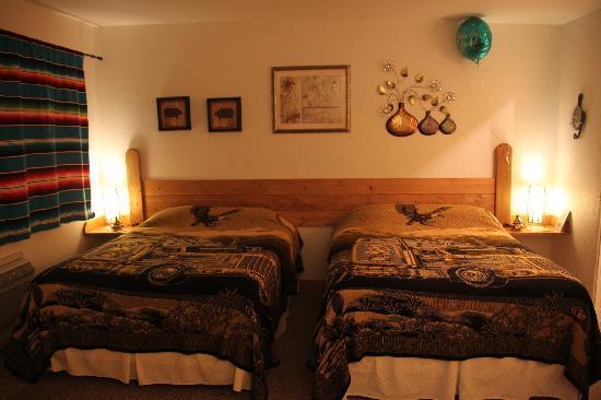 Globetrotter Lodge: unser schönes Zimmer