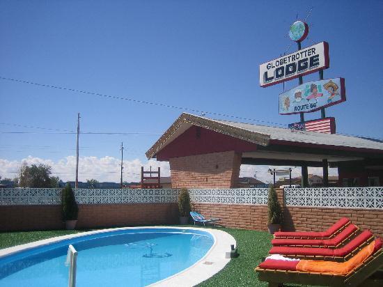 Globetrotter Lodge: Pool