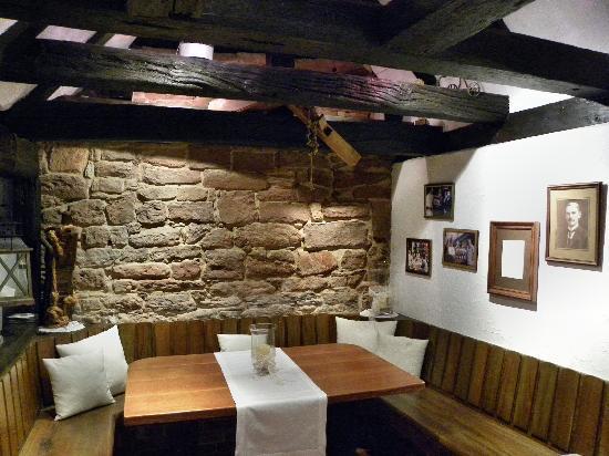 Hotel Restaurant Drei Hasen: Michelstadt Drei Hasen