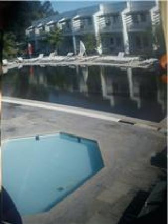 Club Aqua Ortakent: black pool