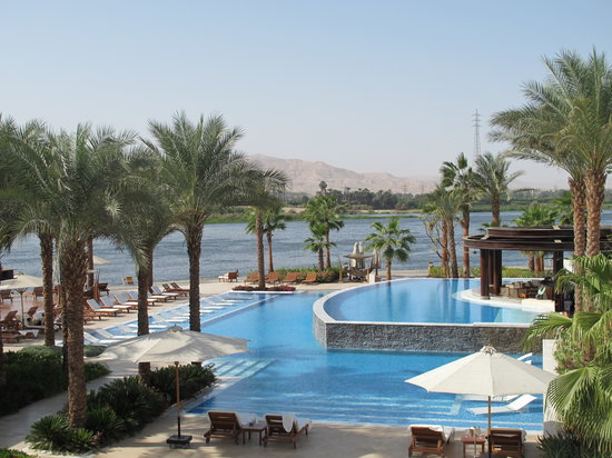 Hilton Luxor Resort & Spa : Pool area