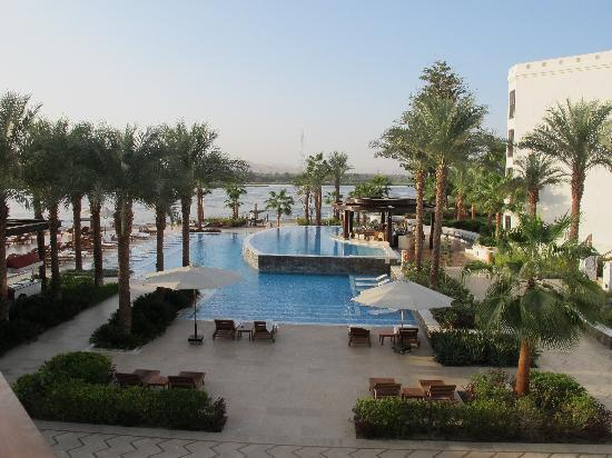 Hilton Luxor Resort & Spa: Pool view