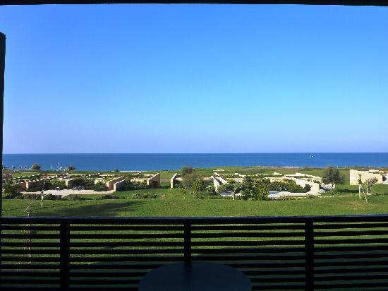 Verdura Resort : View from our room