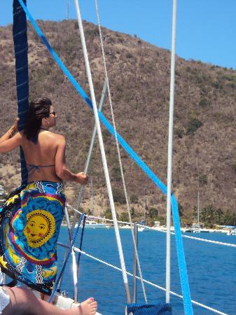 Jester Sailing Adventures: Land Ho!