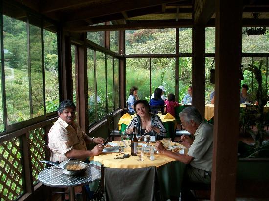Hotel Quelitales: Rest...definitivamente exquisito