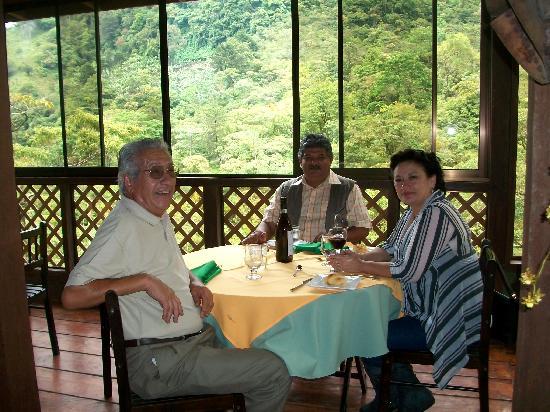 Hotel Quelitales: En esta ocación por cumpleaños