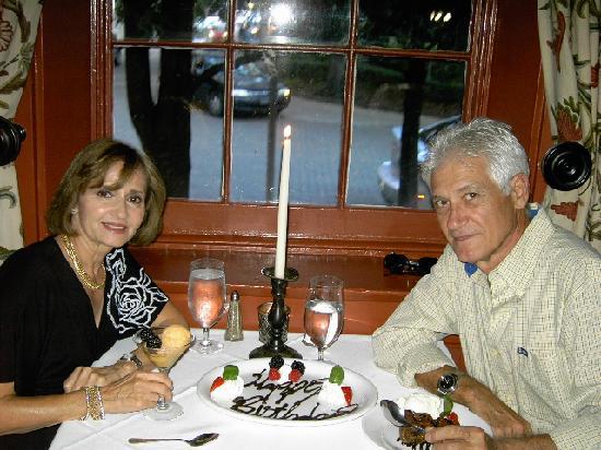 Olde Pink House Restaurant: Memorable B-Day