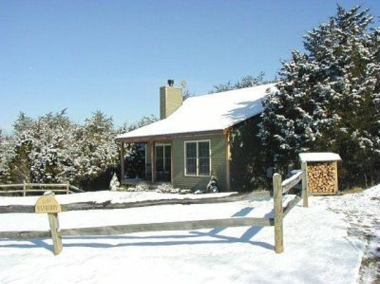 Autumn Ridge Cottages: Beautiful cottage