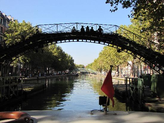 Canauxrama: bridges over the canal