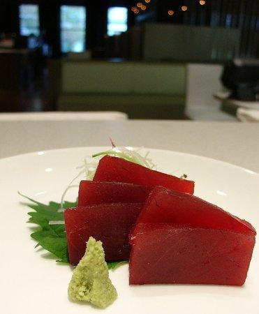 Ten : Maguro sashimi