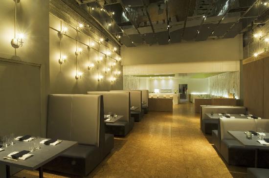 Ten: Night Dining Room