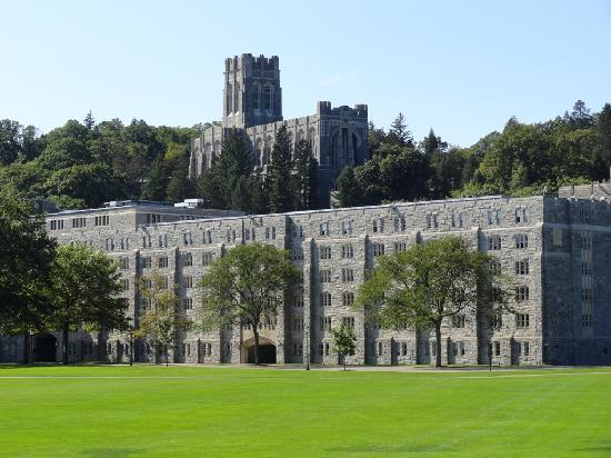 West Point Parade Ground - Picture of United States Military ...